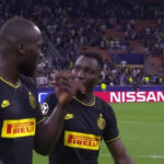 Kwadwo Asamoah features as Inter Milan scrape for a point against Slavia Prague in UCL opener