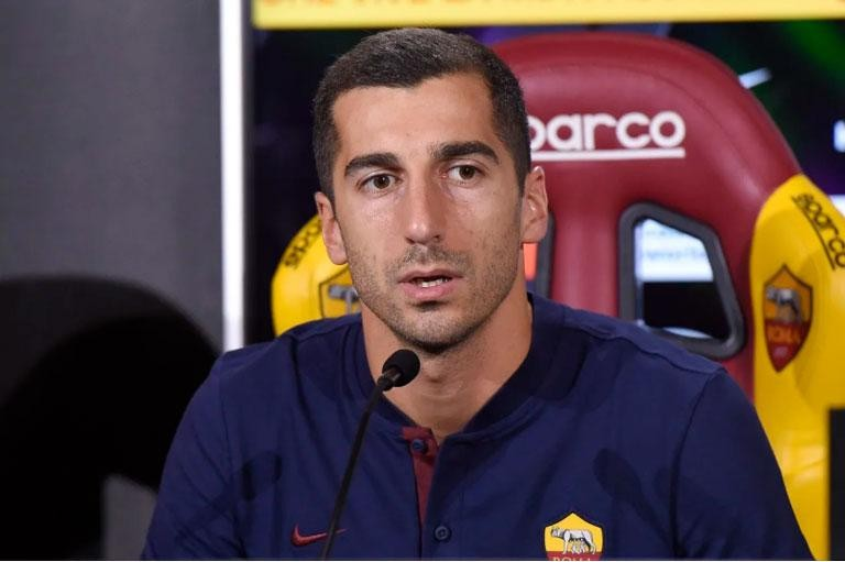 "MKHITARYAN: ""I WILL DO EVERYTHING TO HELP THIS CLUB"""