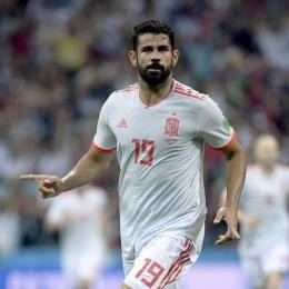 """ATLETICO MADRID, Diego COSTA: """"My future? I could never turn Flamengo down. Let's not badmouth Griezmann"""""""