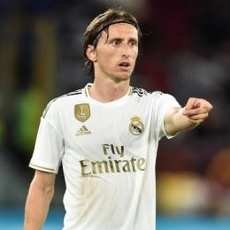 REAL MADRID star playmaker MODRIC fancied by all Italian top clubs