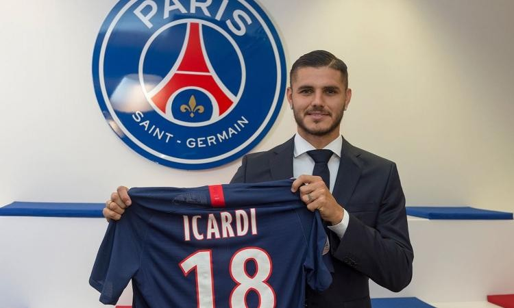 Di Canio: Undisciplined Icardi fits in at PSG