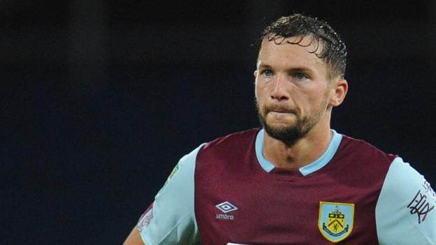 Danny Drinkwater: Burnley midfielder out for two weeks after nightclub fight