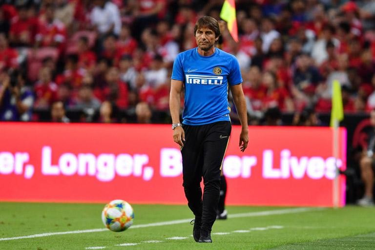 "CONTE AHEAD OF THE #DERBYMILANO: ""A SPECIAL MATCH, WE'RE AIMING FOR THE BEST"""