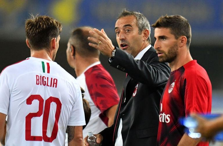"""GIAMPAOLO: """"A GREAT DERBY IS NEEDED"""""""