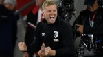 Bournemouth 'need to keep grounded' after going third - Eddie Howe