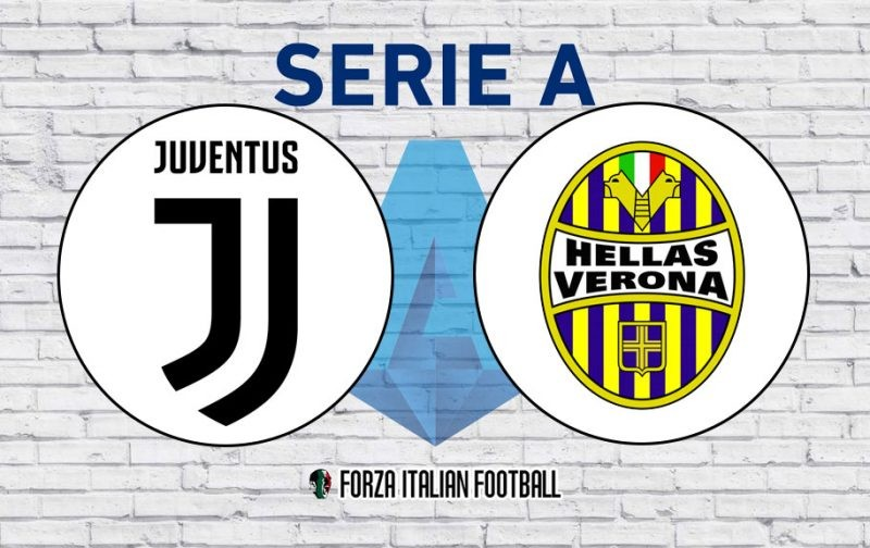 Serie A LIVE: Juventus v Hellas Verona
