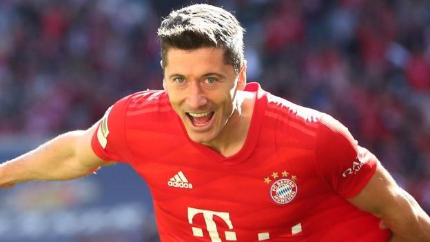 Bayern Munich 4-0 Cologne: Lewandowski stars as Coutinho scores first goal