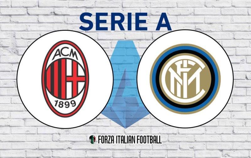 Serie A LIVE: AC Milan v Inter
