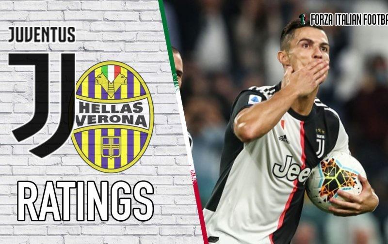 Juventus Player Ratings: Buffon saves distracted Bianconeri