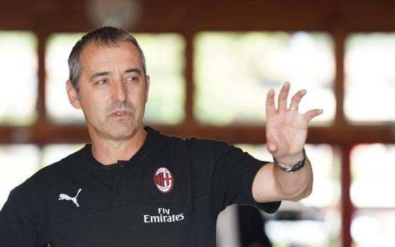 Giampaolo pinpoints biggest difference between AC Milan and Inter after derby loss
