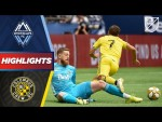 Vancouver Whitecaps FC vs. Columbus Crew SC | Penalties and late surprises! | HIGHLIGHTS