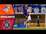 FC Cincinnati vs. Chicago Fire | Schweinsteiger's playoff hopes on the line! | HIGHLIGHTS
