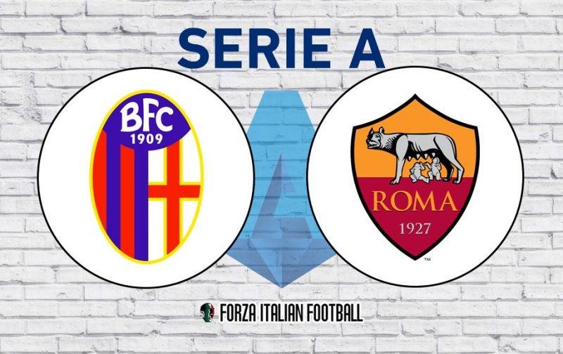 Serie A LIVE: Bologna v Roma