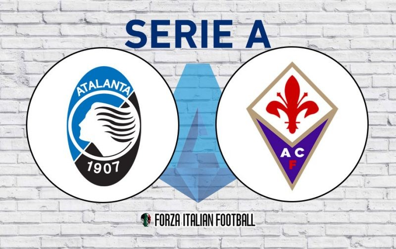 Atalanta v Fiorentina: Official Line-Ups