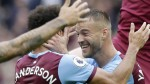 West Ham United 2-0 Manchester United: Hammers too strong for toothless visitors