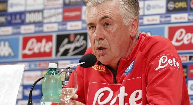 Napoli performance pleasing for Ancelotti