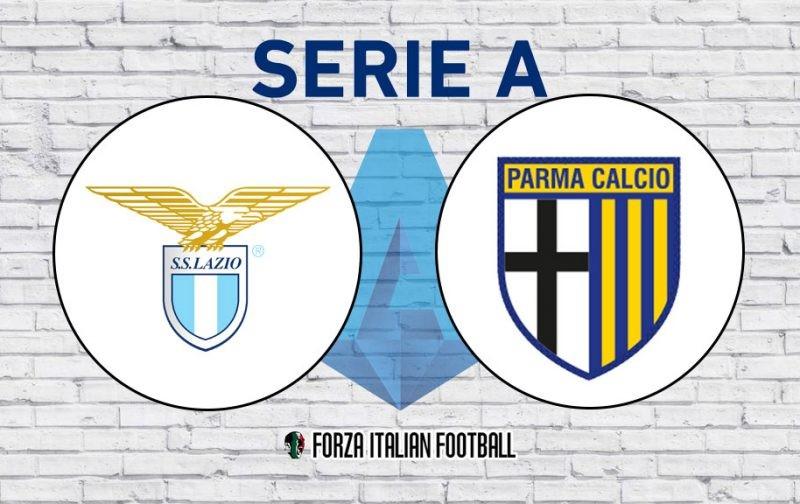 Serie A LIVE: Lazio v Parma