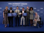 FIFA Diversity Award 2019 - Fútbol Más Foundation
