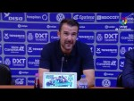 Rueda de prensa de Aritz López Garai tras el CD Tenerife vs CF Fuenlabrada (0-1)