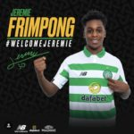 VIDEO: Jeremie Frimpong trains with Scottish side Celtic for the first time