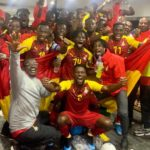 Ghana coach Kwesi Appiah hails Tanko and Black Meteors players