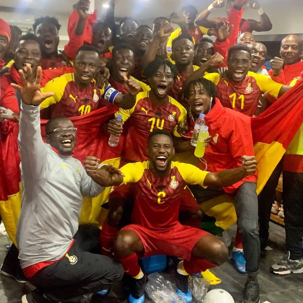 Black Meteors Team Using Taxis To Airport Motivated Them to Beat Algeria- Kwadwo Baah Agyemang