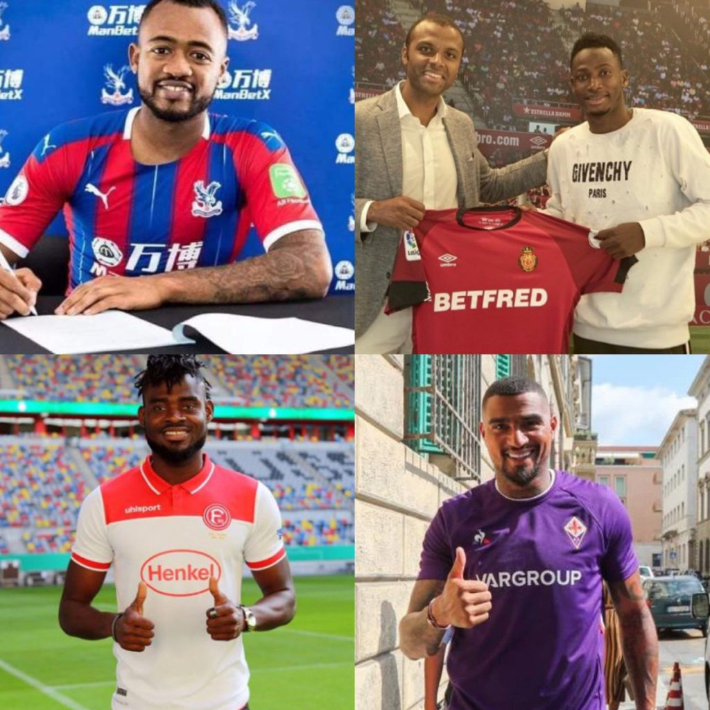 Ghana ranked Africa's second biggest exporter of footballers in 2019; find out which country tops the list