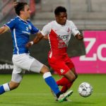 VIDEO: Issah Abass nets a brace as Young FC Utrecht thump FC Den Bosch