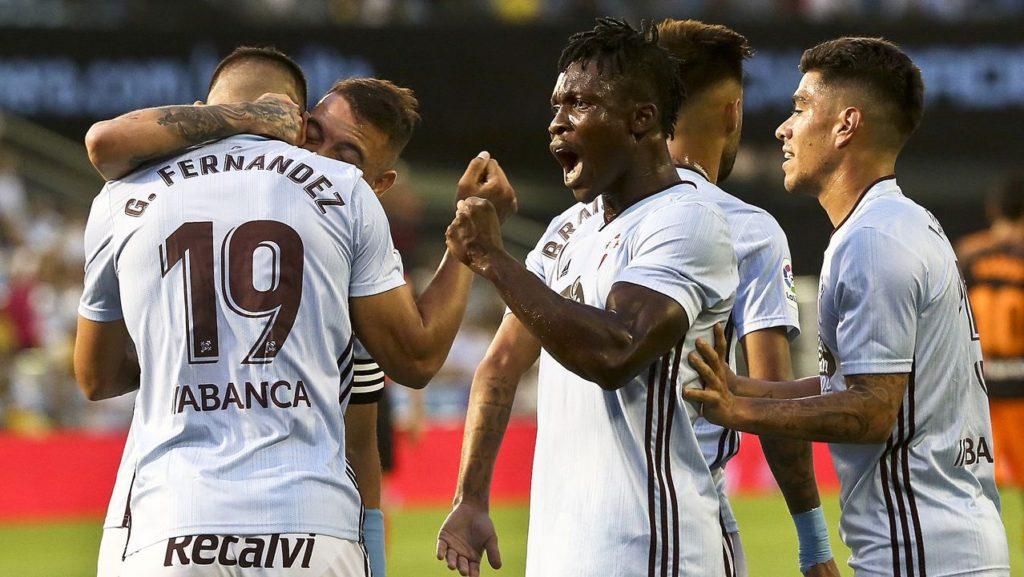Joseph Aidoo explains Celta Vigo coach Fran Escribá helped him settle in Spain