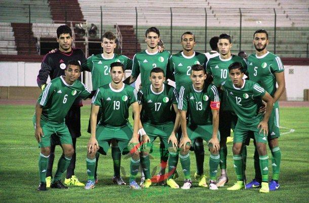 Algeria U-23 coach names team to face Ghana in CAF U-23 qualifiers