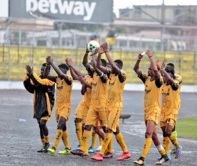 Ashantigold to play Tema Youth in friendly today