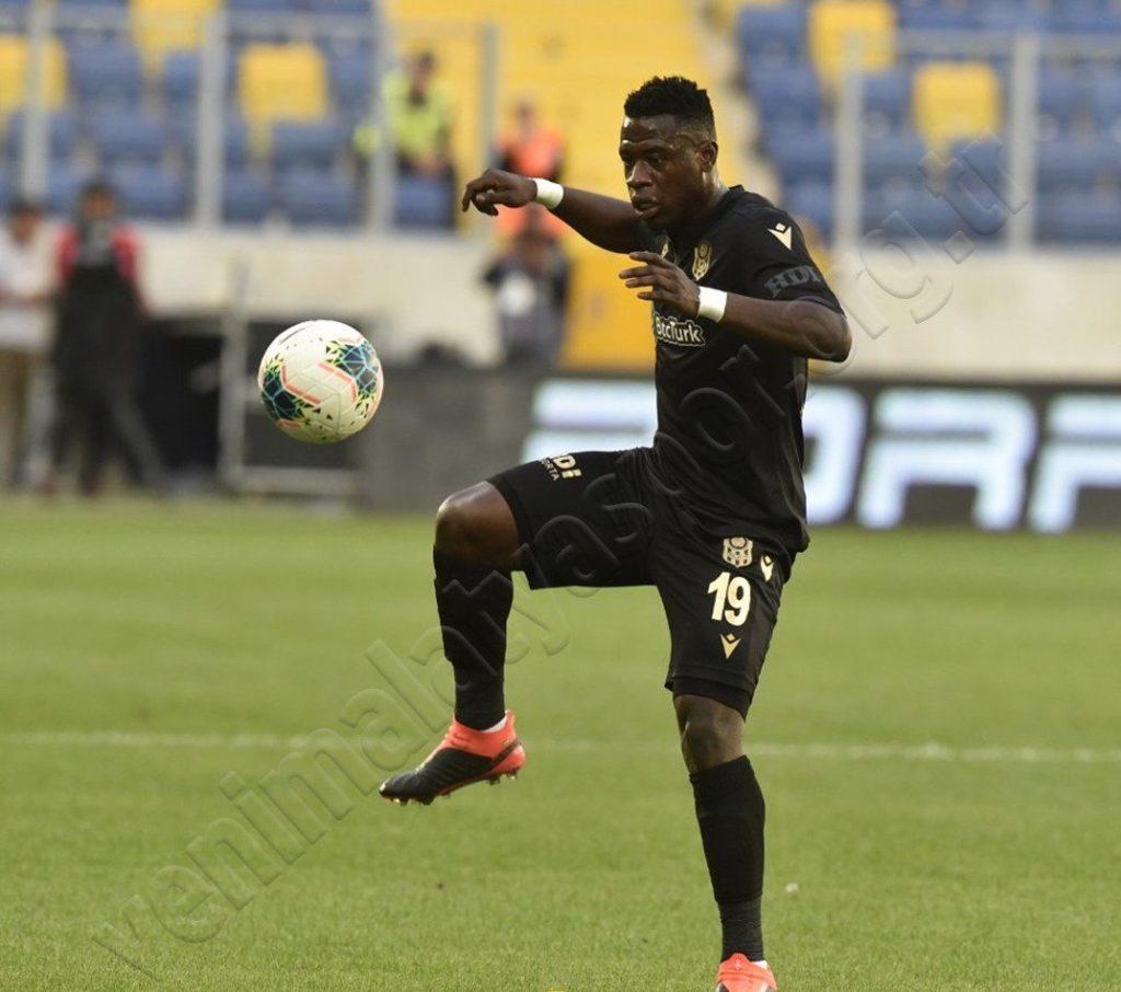 EXCLUSIVE: Yeni Malatyaspor board blocks Afriyie Acquah loan move to Italian side Lecce
