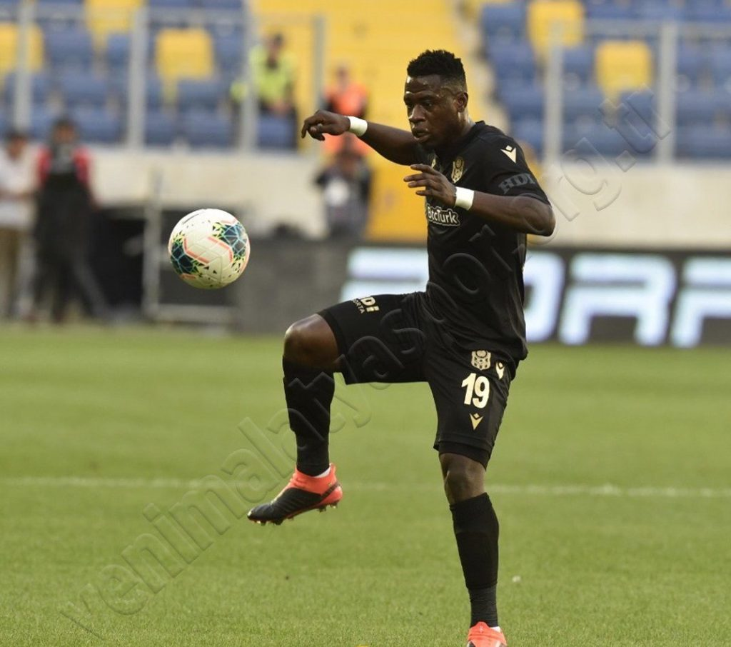 Turkish side Yeni Malatyaspor eulogize 'perfect' midfielder Afriyie Acquah after enchanting full debut