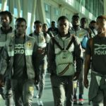 VIDEO: AshantiGold check in at hotel ahead of Confederation Cup clash against RS Berkane