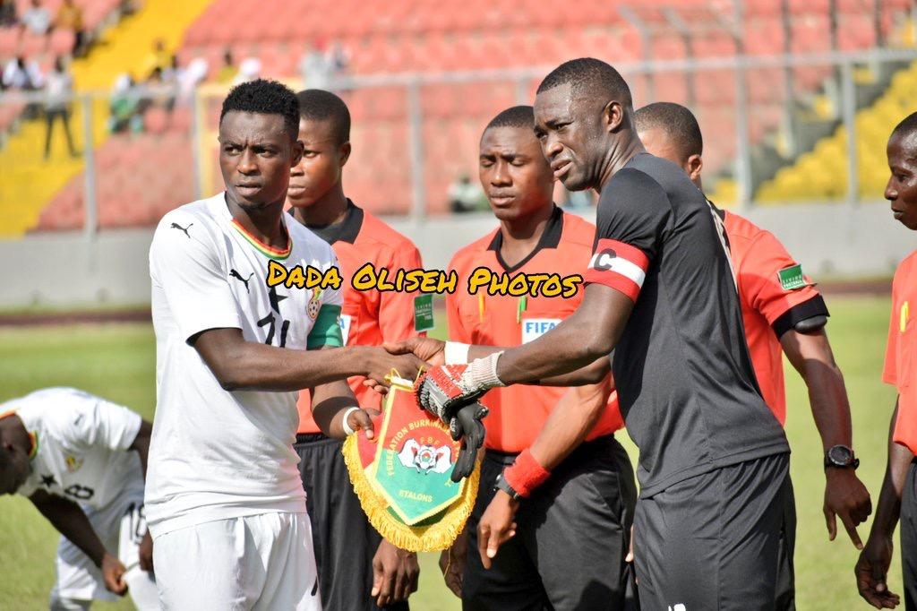 2020 CHAN Qualifier: Black Stars B captain Shafiu Mumuni attributes 'shock' loss against Burkina Faso to bad luck
