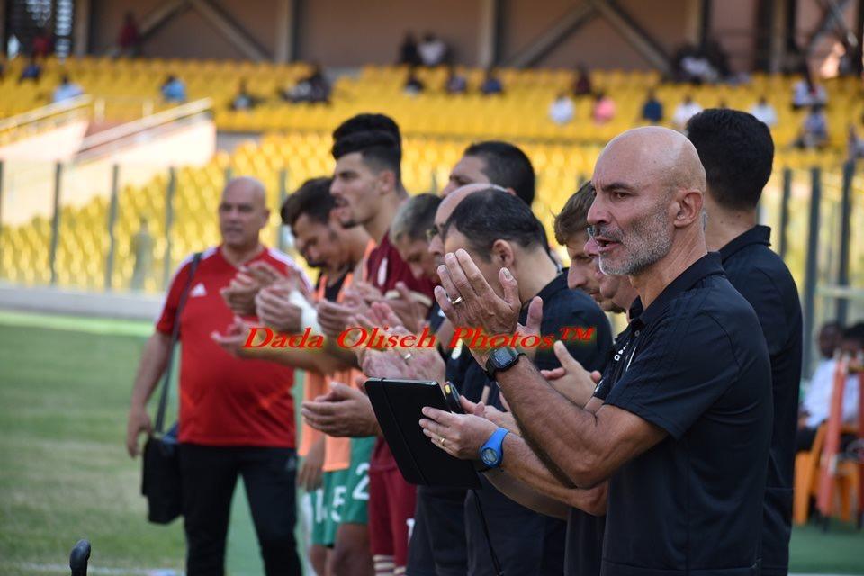 AFCON U-23 qualifier: We deserved a win in the first leg against Ghana- Algeria U23 coach