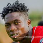 Justice Blay eyes permanent switch to Kotoko after loan spell