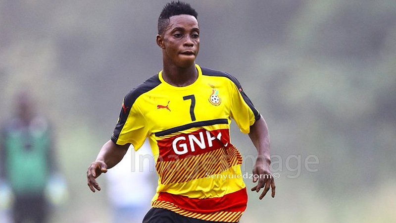 Latif Blessing frustrated by lack of Blcak Stars call up, threatens to switch nationality