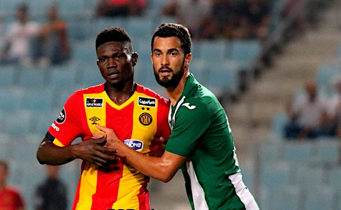 Kwame Bonsu shines as Esperance cruise to victory against CS Hammam-Lif in Tunisia