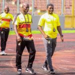 Breaking News: Maxwell Konadu names five Asante Kotoko stars in starting XI to face Burkina Faso