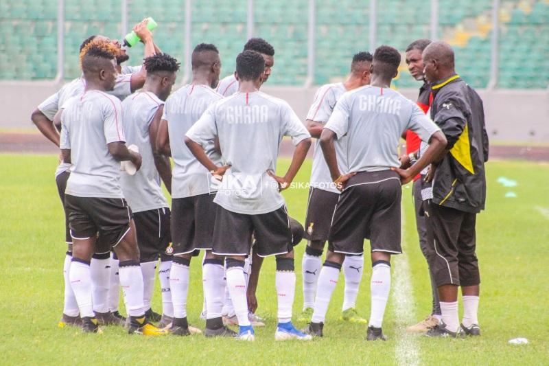 CHAN Qualifier: Ghana host Burkina Faso in first leg on September 22