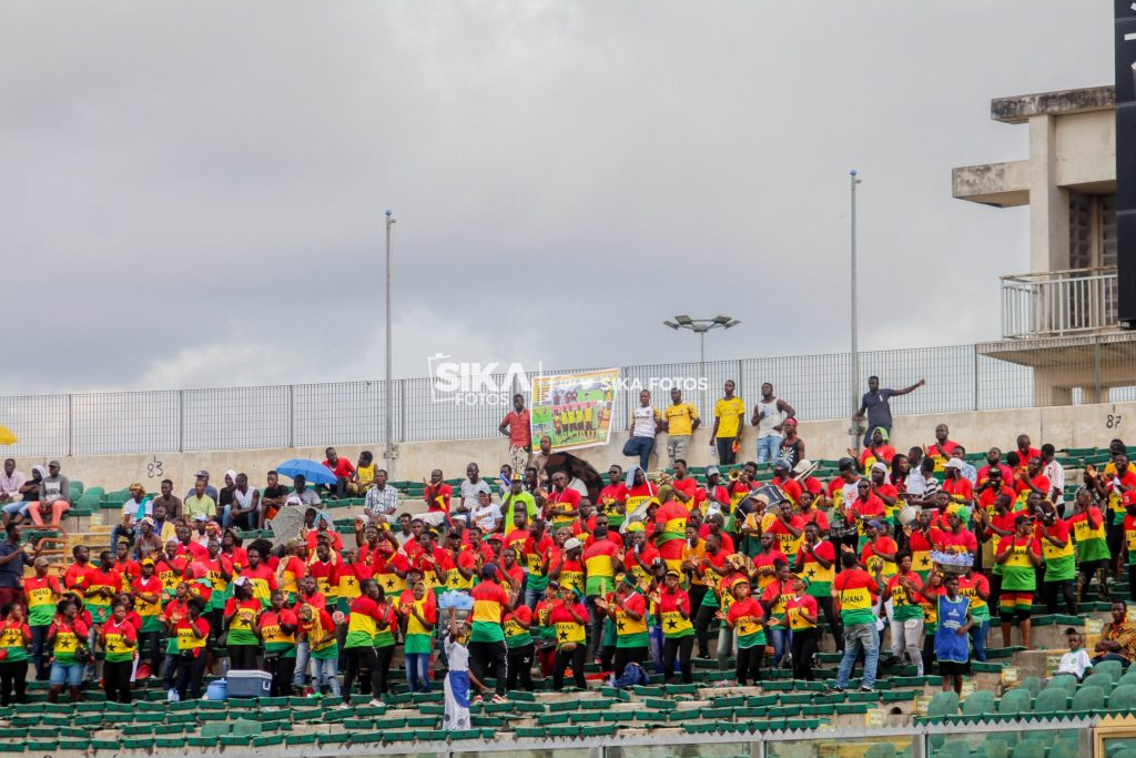 Black Stars to interact with fans in Winneba and Mankessim as #bringbackthelove campaign takes effect