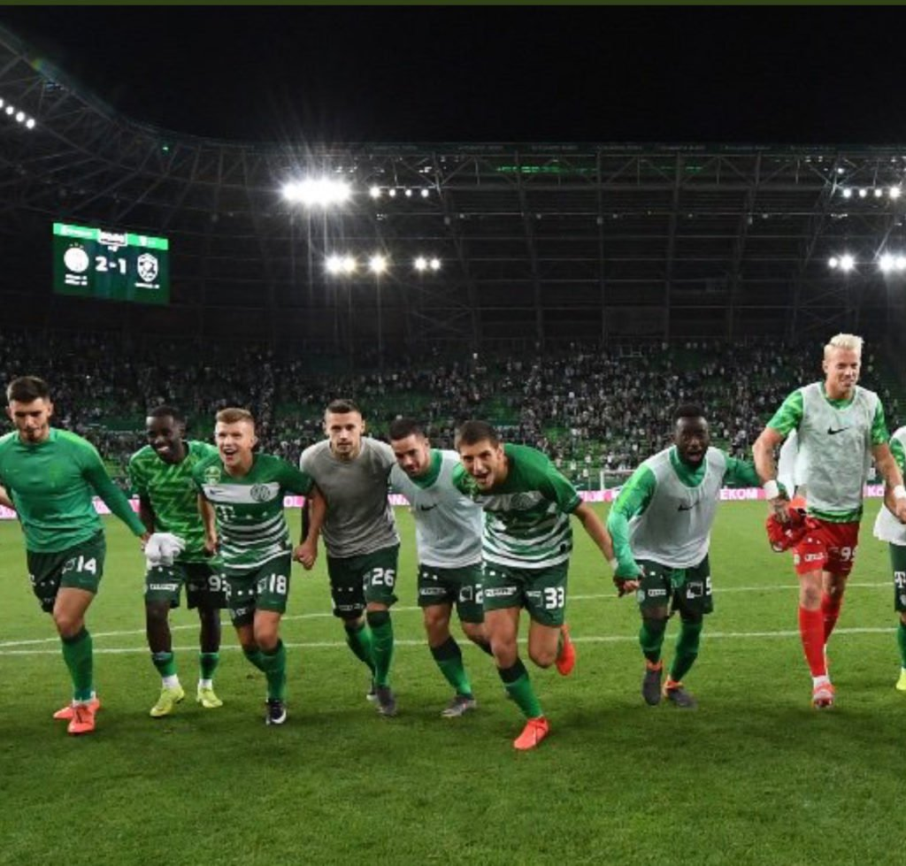 Ghana's Abraham Frimpong cameos as Ferencvaros hold Espanyol in Europa League