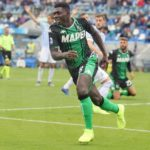 Alfred Duncan registers FIFTH league assists in Sassuolo seven-goal thriller against Inter Milan