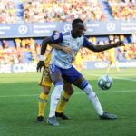WATCH VIDEO: Raphael Dwamena's goal for Real Zaragoza against AD Alcoron