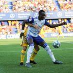 WATCH VIDEO: Raphael Dwamena's goal for Real Zaragoza against AD Alcoron