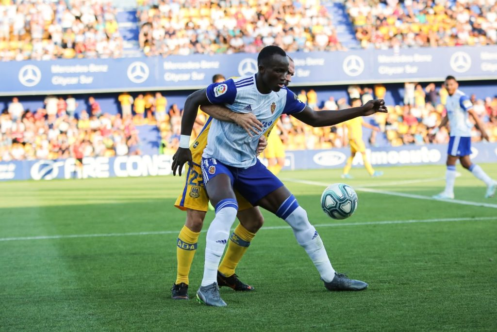 Real Zaragoza striker Raphael Dwamena named Hyundai Man-of-the-Match after remarkable display in win over AD Alcorcón
