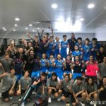 Elizabeth Addo nets a brace as Jiangsu Suning win Chinese Women Super League title
