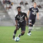 Girondins de Bordeaux defender Enock Kwateng named in French Ligue 1 ToTW