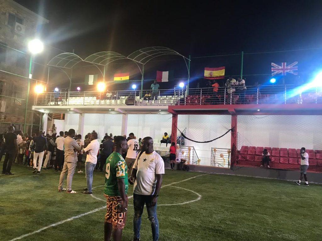 PHOTOS: Grand opening of Emirates Arena at Nima